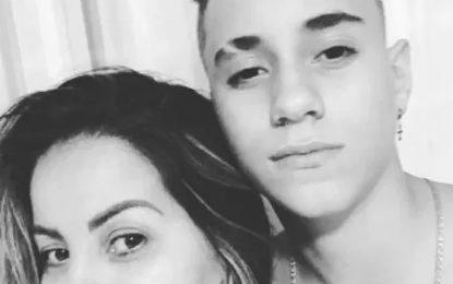 Filho de 16 anos da cantora de forró Walkyria Santos é encontrado morto .