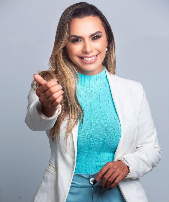 Jaceline Marques deixa TV Tambaú e retorna às telinhas da TV Correio