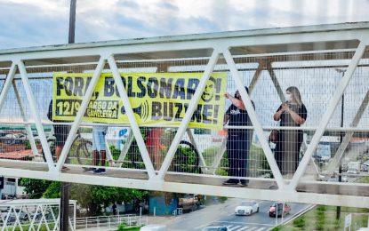MBL realiza buzinaço contra Bolsonaro e convoca manifestação para o dia 12 de Setembro em João pessoa