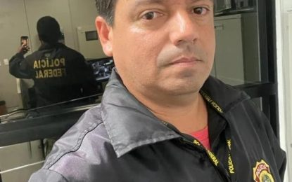 VÍDEO: Pré-candidato a deputado vira piada na Polícia Federal