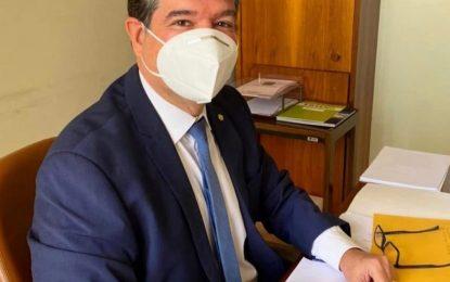 Ruy Carneiro defende projetos na saúde e auxílio econômico para conter efeitos da pandemia