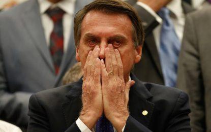 """Vídeo: Bolsonaro diz que não faz questão de ser presidente – """"tem muita gente melhor que eu"""""""