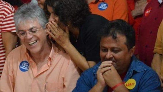 """""""Vamos tomar o mandato de Anísio Maia"""", teria dito Ricardo Coutinho"""