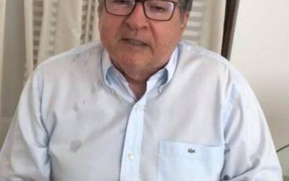 """""""Tem capacidade e ética para comandar a OAB-PB"""", declara Edísio Souto em apoio a Harrison Targino"""