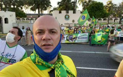 Até os filhos de Bolsonaro se vacinaram, menos Cabo Gilberto