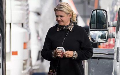 Mulher de Schumacher chora e diz: 'Eu sinto falta do Michael todo dia'.