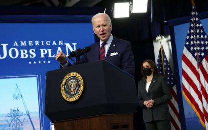 Mortes por Covid nos EUA são de pessoas não vacinadas, diz Biden