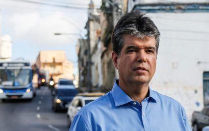 No dia do comerciário, Ruy Carneiro cobra melhorias para o centro da capital