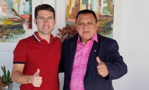Na Capital, vereador Chico do Sindicato declara apoio a Michel Henrique para deputado estadual