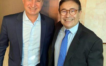 Advogado Erick Macedo declara apoio a Harrison para presidente da OAB